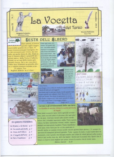 giornalino nov